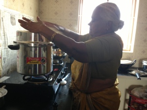 Amma & The Cooker